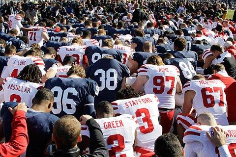 Nebraska Penn St Football