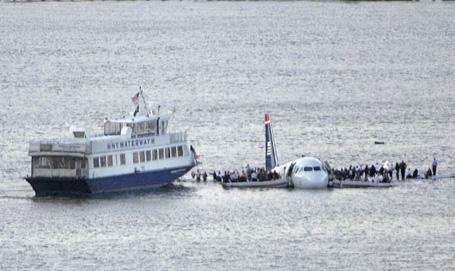 Crash Landings: Eight Emergency Landings That Ended Safely