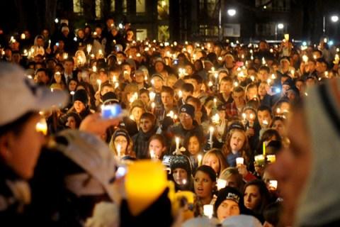Penn State Abuse Vigil