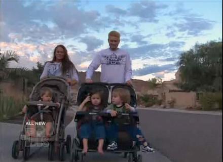 Thomas Beatie and Family
