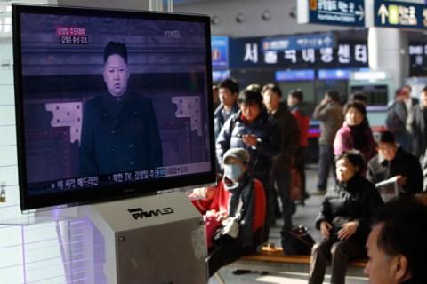 South Korea Kim Jong Il