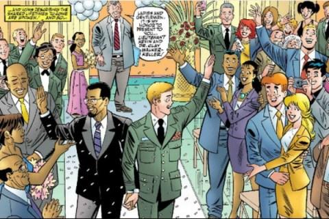 Archie Comics, First Gay Wedding