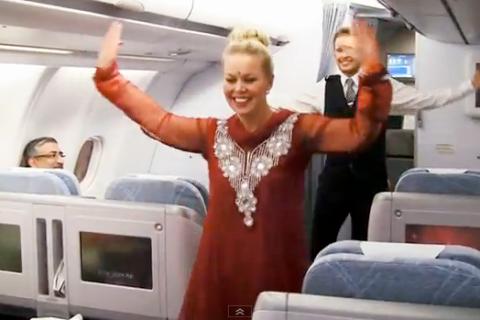 Finnair Dance