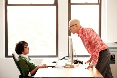 Bad bosses are bad for your health