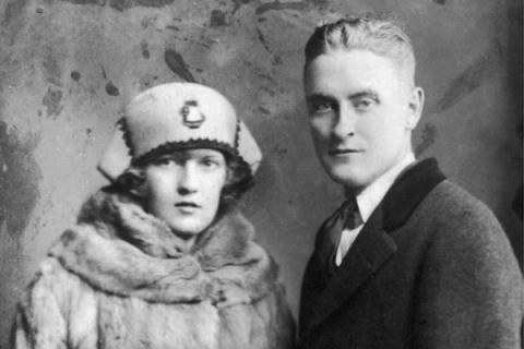 F Scott and Zelda Fitzgerald