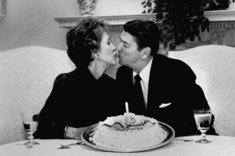 Nancy and Ronald Reagan