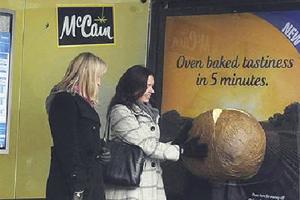 Potato Ad