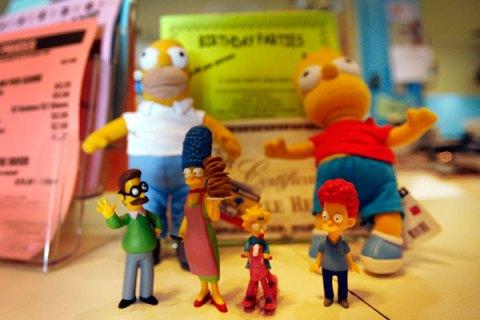 SimpsonsDolls