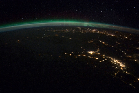 NASA handout photo