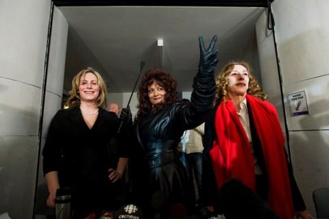 Terri-Jean Bedford; Nikki Thomas; Valerie Scott