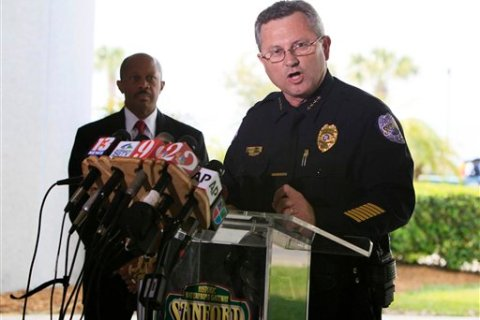 Sanford Police Chief Bill Lee