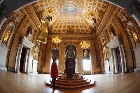 Newly Renovated, London's Kensington Palace Opens Its Doors
