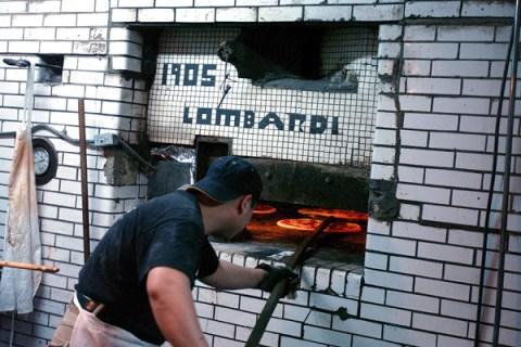 Lombardi's Pizza, Little Italy, New York City