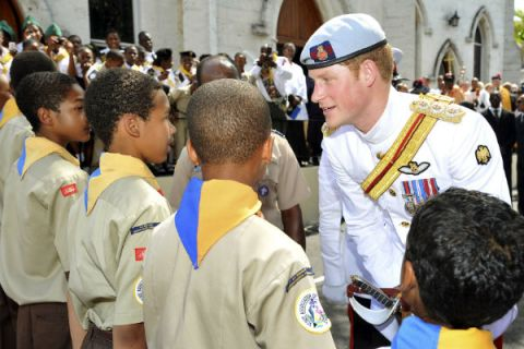 RTR2YUHU_Prince Harry