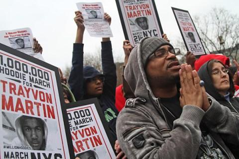 Trayvon Social Media