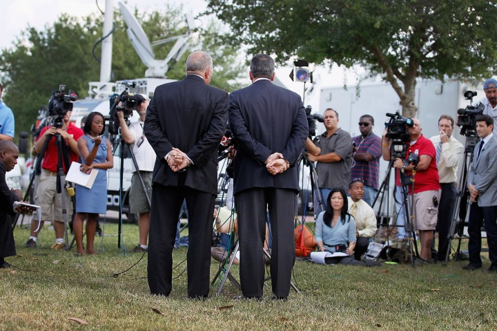 Shooting of Trayvon Martin Sparks National Outrage