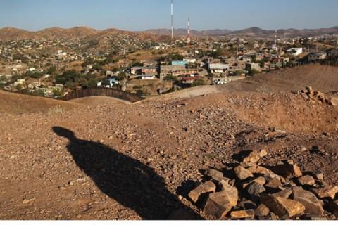 Arizona National Guard Monitors Mexican Border