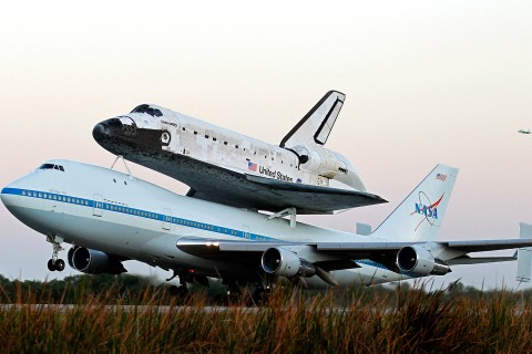 Discovery's Last Liftoff
