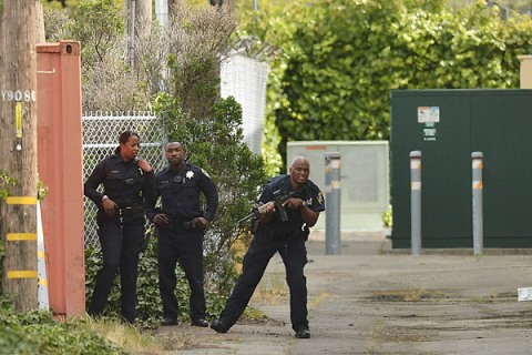 Oakland School Shooting: Photos from the Scene