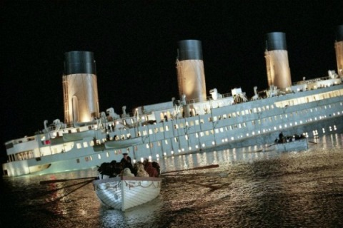 Titanic updated to reflect accurate star map