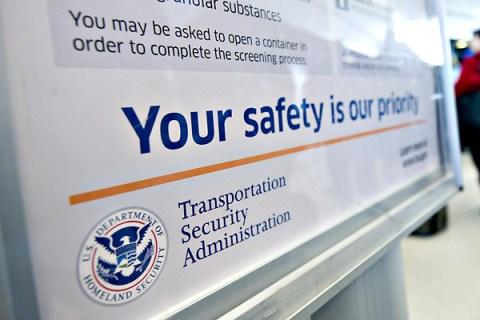 TSA Drugs