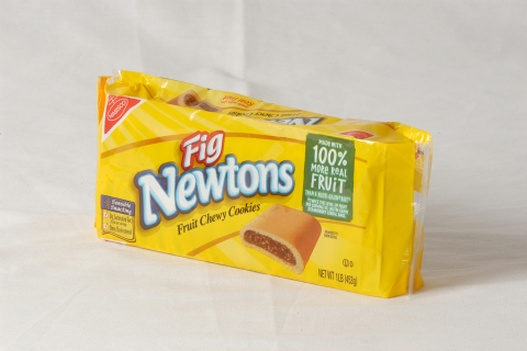 Fig Newtons can give you a burst of energy in a compact squa