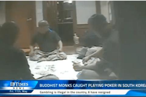 Gambling monks