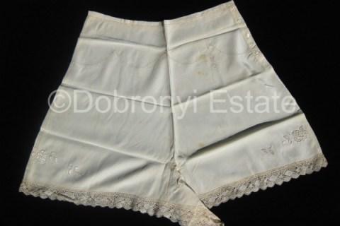 Queen Elizabeth II's underwear on sale on eBay