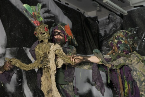 Spartacus Chetwynd, Odd Man Out, Sadie Coles, 05 May 2011 iv