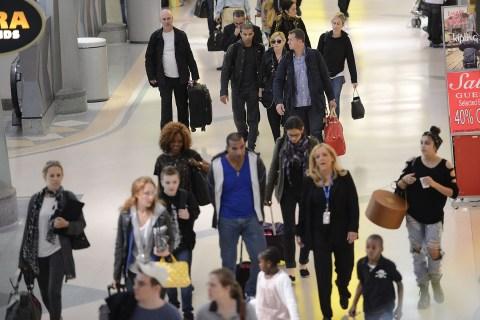 Madonna Sighting In New York City