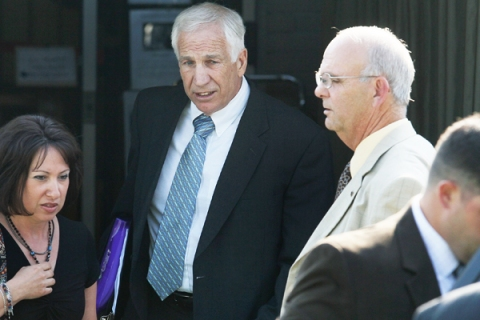 Jerry Sandusky Trial Continues In Pennsylvania