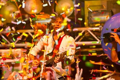 MTV, VH1, CMT & LOGO O Music Awards - New Orleans, LA