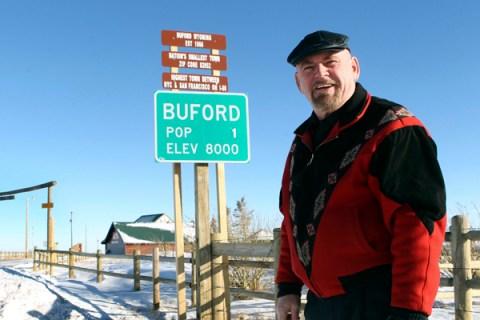 Burford, Wyo