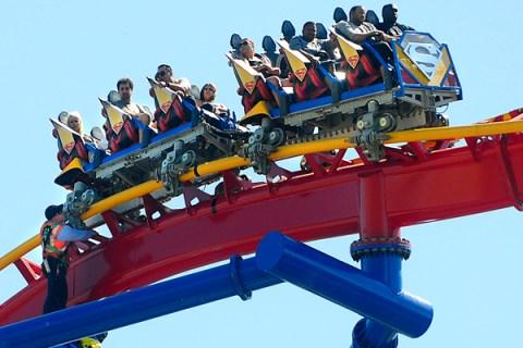 Roller Coaster Stalls
