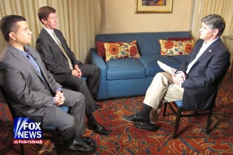 George Zimmerman, Mark O'Mara, Sean Hannity