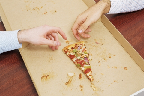 Pizza Robery