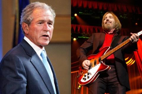 Bush / Petty