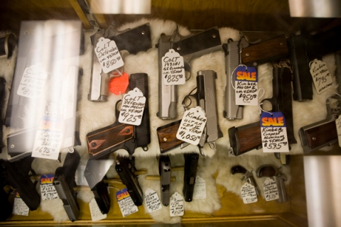 Used handguns for sale