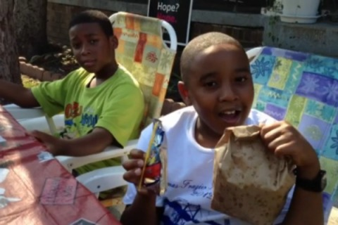 9-Year-Old Raises Money for Detroit with Lemonade Stand