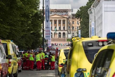 Norway Bomb Scare
