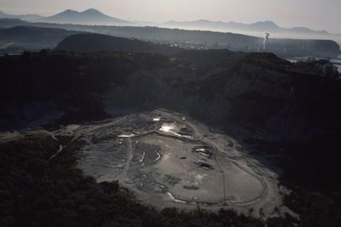 Italian volcano