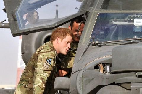 AFGHANISTAN-BRITAIN-ROYALS-UNREST