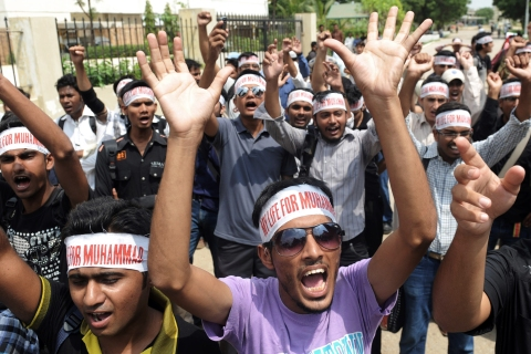 Anti-Islam film leads to unrest in Pakistan