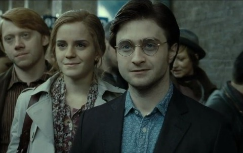 Harry Potter Clip