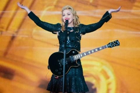 Madonna Getty