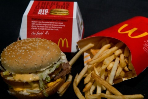McDonalds Getty