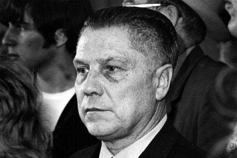 Jimmy Hoffa's Body May Be Under a Roseville Driveway, Says Tipster