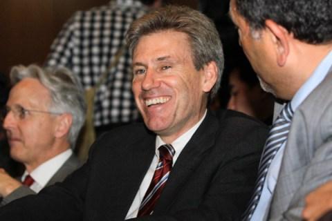 Chris Stevens, Christopher Prentice, Suleiman Fortia
