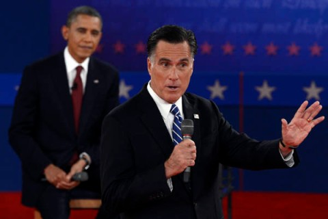 US - VOTE - 2012 - DEBATE