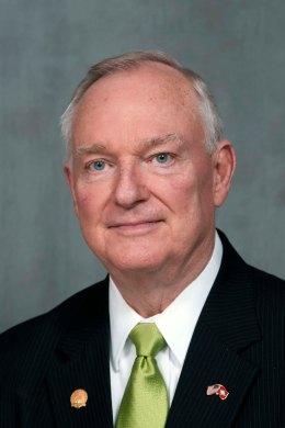 Image: Arkansas state representative Jon Hubbard